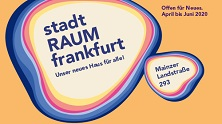 Programm im stadtRAUMfrankfurt