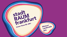 stadtRAUMfrankfurt Programmheft