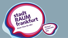 Programmheft stadtRAUMfrankfurt